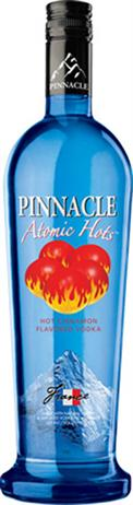 Pinnacle Vodka Atomic Hot